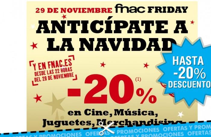 Black Friday de Fnac en PromoCodigos