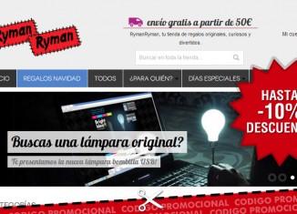 Código descuento Ryman Ryman de hasta 10%