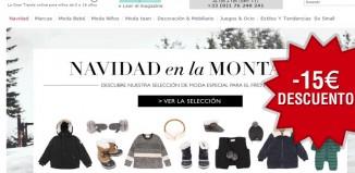 codigo promocional Smallable -15€ compras tienda online
