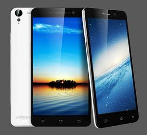 Gama de Smartphones Pomo