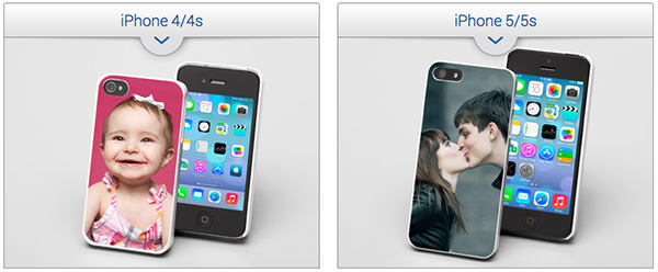 Fundas de iphone personalizadas con un 50 en vistaprint - Fundas personalizadas iphone ...