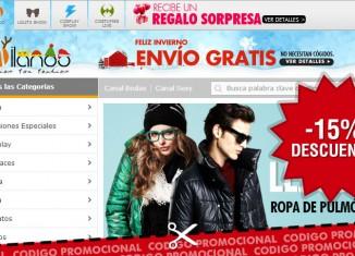 Código promocional de Milanoo de un 15% de descuento por compras de 99€ o superiores