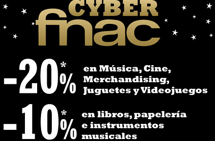 CyberMonday en Fnac