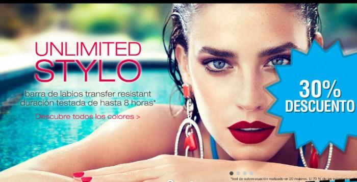 Descuento Kiko Cosmetics del 30%