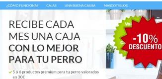 Codigo promocional de Mascoticlub para obtener un ahorro del 10%