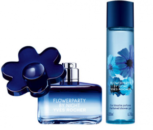 Colonia Flowerparty by Night + Gel de ducha perfumado en Yves Rocher