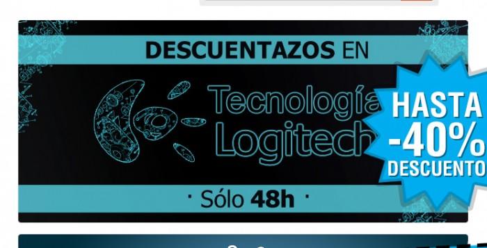 Rebajas en Macnificos en accesorios Logitech con descuentos de hasta el 40%