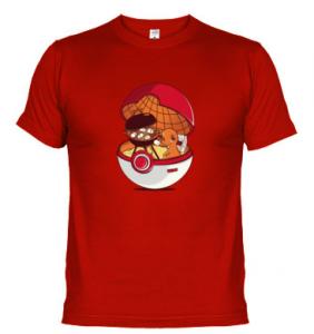 Camiseta Pokemon en La Tostadora rebajada un 10% usando su codigo promocional