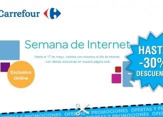 Descuentos en Tecnología Carrefour Semana Internet