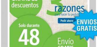 Promoción de VistaPrint con envíos gratis por tiempo limitado