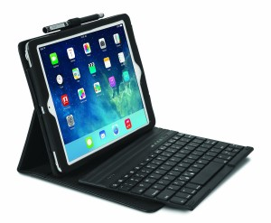 Funda Kensington con teclado Bluetooth iPad Air