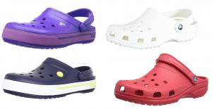 Zuecos clásicos de Crocs al mejor precio