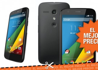 El mejor precio - Motorola Moto G 4G