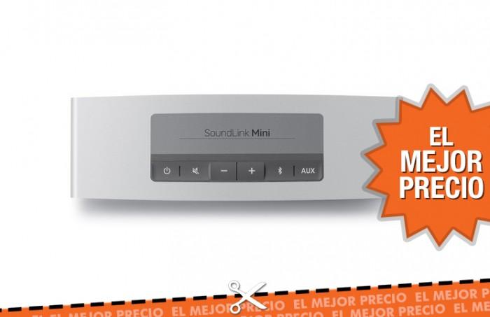 El mejor precio para los altavoces Bose Mini con Bluetooth