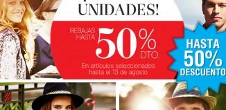 Rebajas en moda de Clarks en artículos seleccionados de hasta el 50%