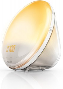 Lámpara Philips Wake Up Light HF3520