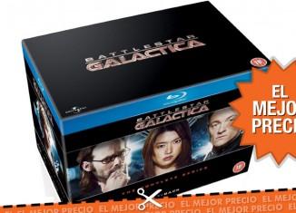 Chollo para la serie completa Battlestar Galactica al mejor precio