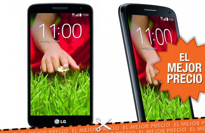Chollo smartphone LG G2 Libre