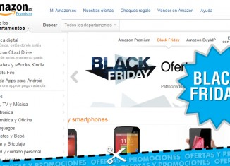 Black Friday en Amazon España 2014
