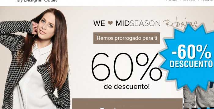 Rebajas del 60% en moda de Dress-for-less