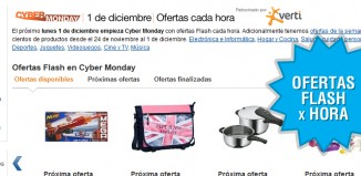 Ofertas flash cada hora en Amazon
