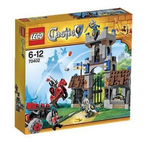Asedio al Castillo de LEGO en ToysRUs
