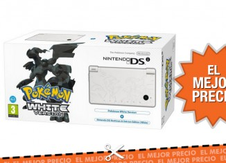 Chollazo de Nintendo DSi + Pokemon Blanco al mejor precio