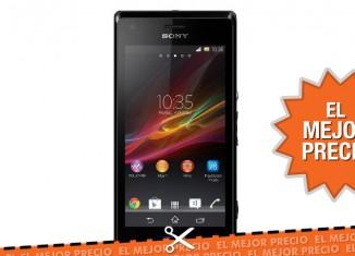 Mejor precio para el smartphone Sony Xperia M
