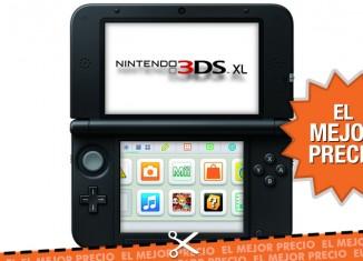 Mejor precio para la Nintendo 3DS XL