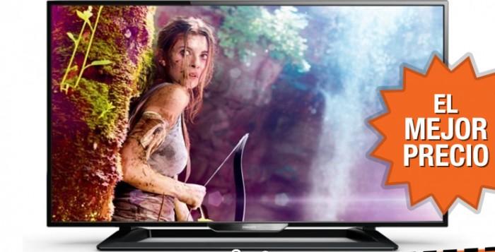 Televisión Philips 40PFH4009 al mejor precio