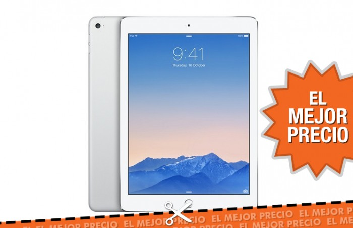 Chollazo de iPad 2 Air envío gratis