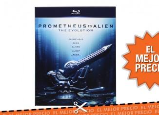 Pack Evolution: Prometheus to Alien