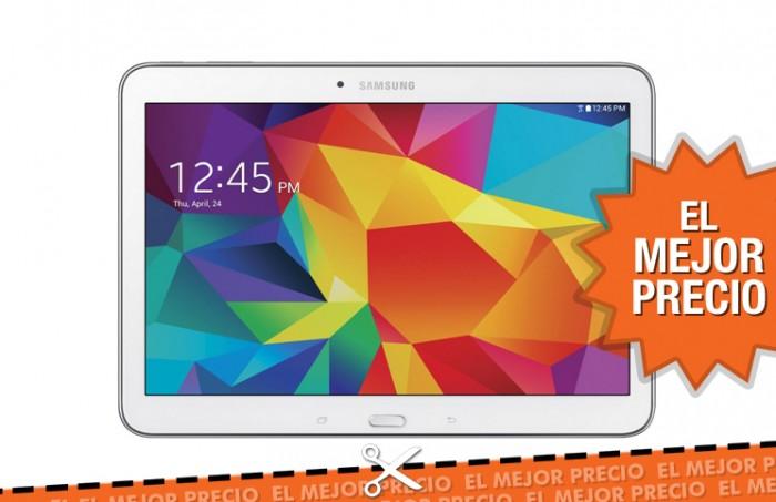Mejor precio Samsung Galaxy Tab 4 10.1