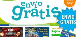Gastos de envío gratis en ToysRUs