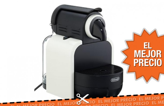 Mejor precio cafetera DeLonghi EN 97 W Essenza automática