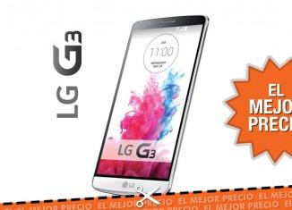 LG G3 D855 al mejor precio