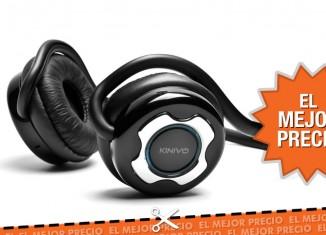 Mejor precio auriculares Kinivo Bluetooth BTH220