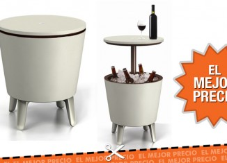 oferta-mesa-nevera-jardín-Keter-Cool-Bar