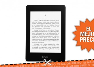 Oferta Amazon Kindle Paperwhite