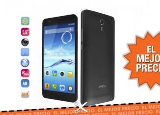 Jiayu S3 Advanced al mejor precio