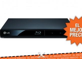 Mejor precio reproductor LG BP135