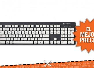 Oferta teclado lavable Logitech K310