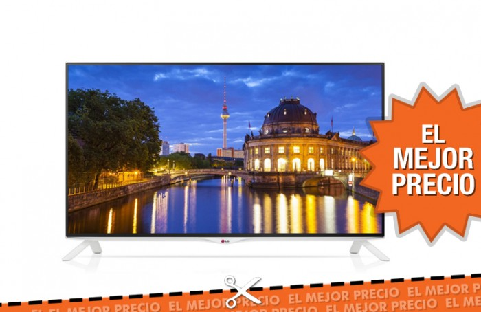 Oferta televisión LG 40UB800V led