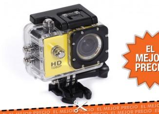 Oferta cámara deportiva Qumox SJ4000