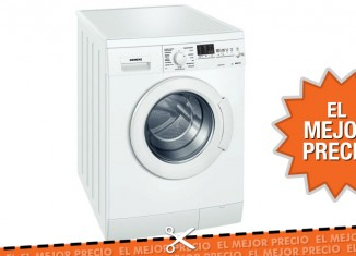 Oferta lavadora Siemens WM14E477EE