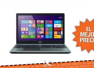 Oferta portátil Acer Aspire