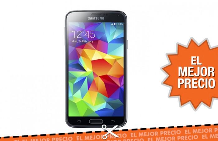 Oferta Samsung Galaxy S5