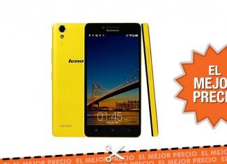 Smartphone Lenovo Lemo K3 de oferta