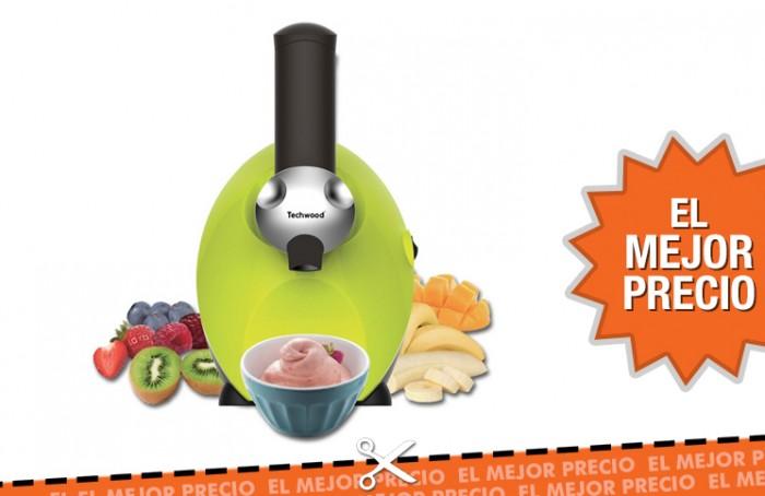 Oferta máquina de postres y frutas heladas