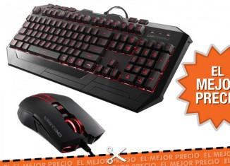 Oferta teclado ratón mejor precio